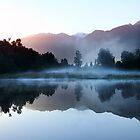 Beautiful South Island New Zealand by Angelika  Vogel