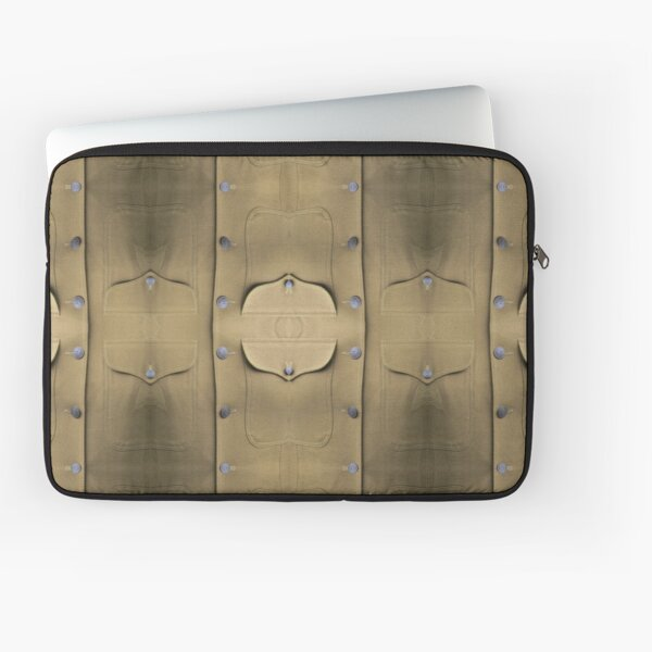 soldier's button Laptop Sleeve