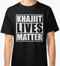 Khajiit Lives Matter Classic T-Shirt