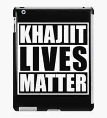 Khajiit Lives Matter iPad Case/Skin