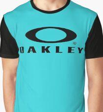 oakley logo Graphic T-Shirt