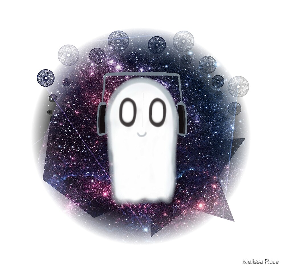 Space Ghost by Melissa Johnson