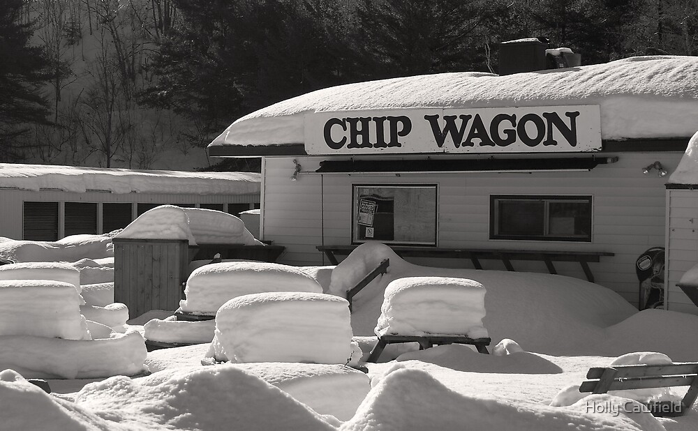 Chip Wagon by Holly Cawfield