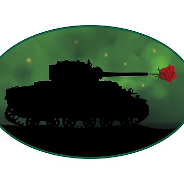 tank & rose by ZMad