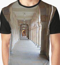 Halls of academia Graphic T-Shirt