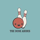 The Big Lebowski - The Dude Abides by MovieCuties