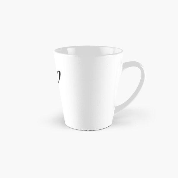 Monogram Lower Case- L Tall Mug