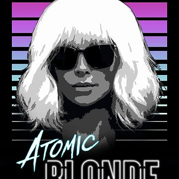 Atomic Blonde  by MitsueTG