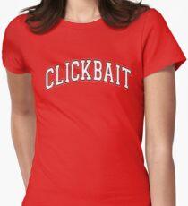 David Dobrik Clickbait Women's Fitted T-Shirt
