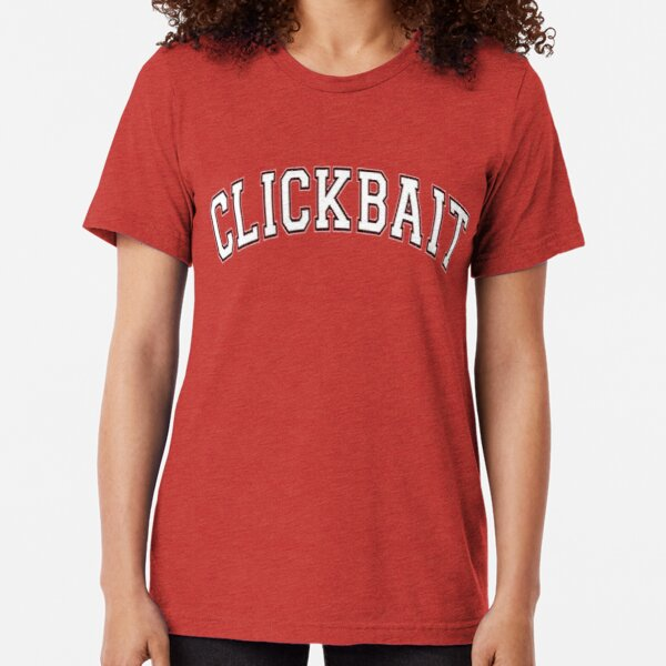 David Dobrik Clickbait Tri-blend T-Shirt