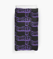 Twitch TV Logo Duvet Cover