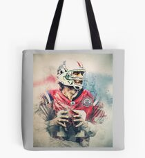 Tom Brady - The Greatest Of All Time Tote Bag