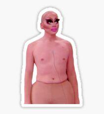 Werkroom Trixie - sticker Sticker