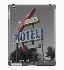 Ghost Motel iPad Case/Skin