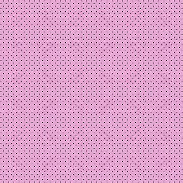 Dots Soft Pink by onejyoo