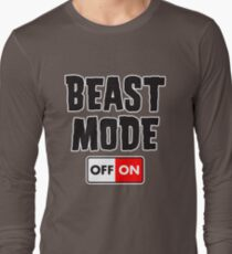 BEAST MODE Long Sleeve T-Shirt