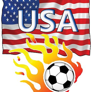 FUTBOL-SOCCER - USA by mago