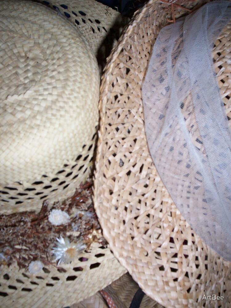 Hats by ArtBee
