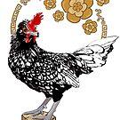 Year of the Rooster by uzisuzuki