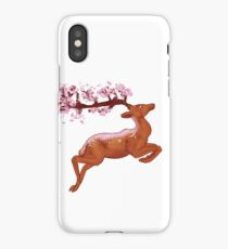 Deery Blossoms iPhone Case/Skin