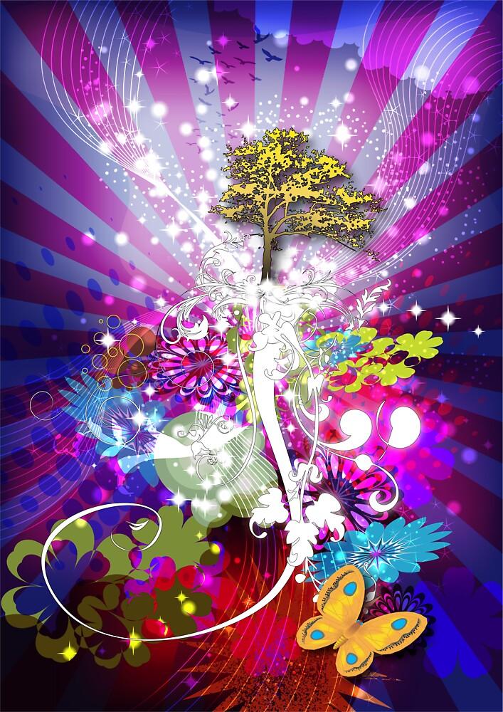 Tree Fest by agavin