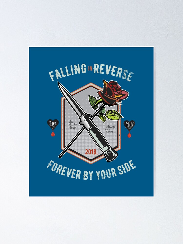 Falling in Reverse Hoodie Forever By Your Side