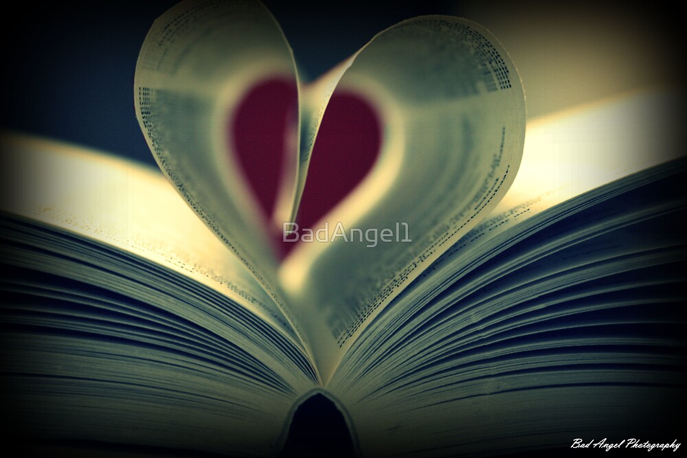 heartbook by BadAngel1