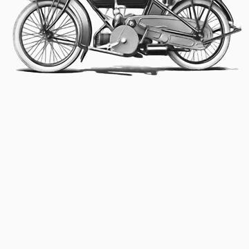 1937 Harley. by ezcat