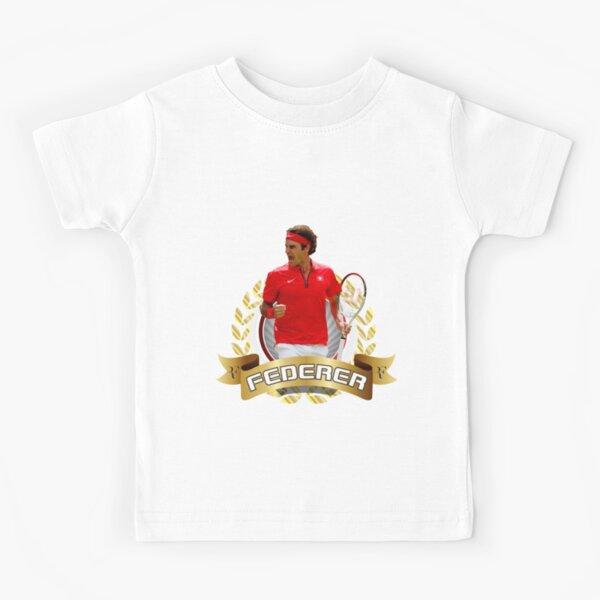 Sport Roger Federer 20 Grand Chelem T-shirt enfant