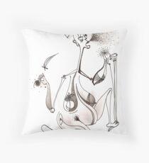 Creation Series #2 Throw Pillow
