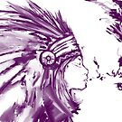 Native American Female by NeedThreads