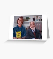 What About Bob Greeting Card