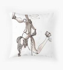 Creation Series #5 Throw Pillow
