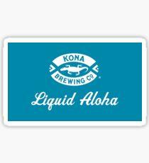 Kona Liquid Aloha Sticker