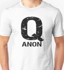 QAnon Freedom Movement Unisex T-Shirt