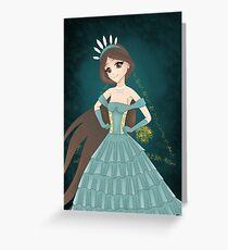 Empress (Tarot Card Series) Greeting Card