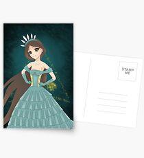 Empress (Tarot Card Series) Postcards