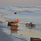 Traps Washed Ashore by Karen Checca