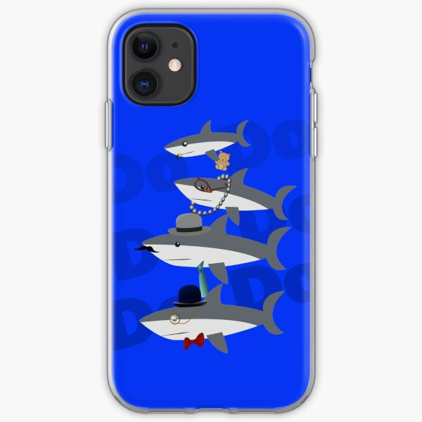 Shark Song iPhone Soft Case