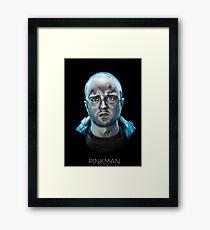 Pinkman Framed Print