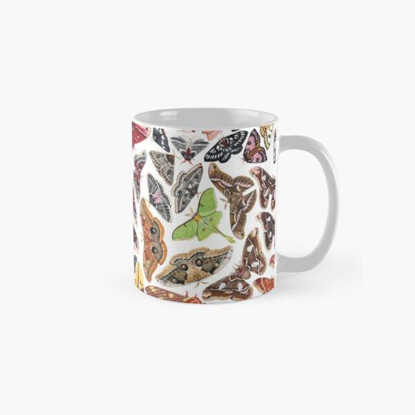 Saturniid Moths of North America Pattern Classic Mug