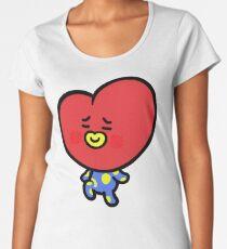 BTS - BT21 - TATA (V) Women's Premium T-Shirt