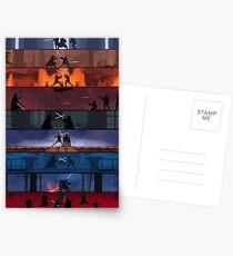 SW 1-8 Postkarten
