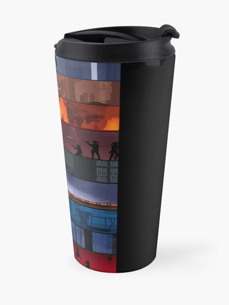 Alternate view of SW 1-8 Travel Mug