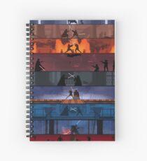 SW 1-8 Spiral Notebook