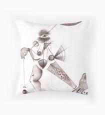 Creation Series #10 Throw Pillow