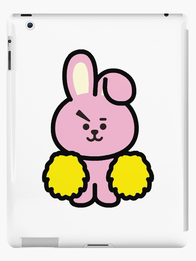 Quot Bts Bt21 Cooky Jungkook Quot Ipad Cases Amp Skins By Red