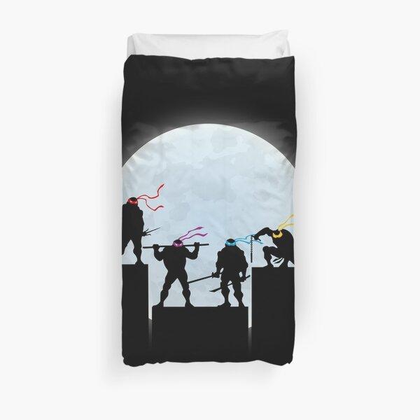 Ninjas Duvet Cover