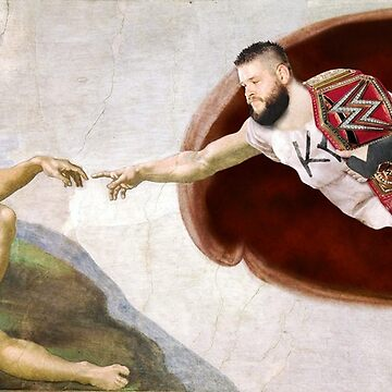 Creation of Kevin by CreamFraiche