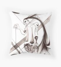 Creation Series #16 Throw Pillow